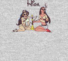 Princess High Womens T-Shirt