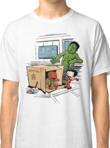 Scientific Bro-gress Goes Boink Classic T-Shirt