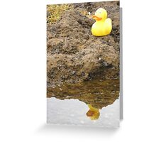 Duckscovering The Self (part one) Greeting Card