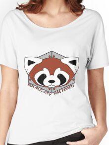 Fire Ferrets - Pro Bending League - Legend of Korra Women's Relaxed Fit T-Shirt