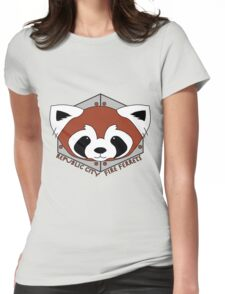 Fire Ferrets - Pro Bending League - Legend of Korra Womens Fitted T-Shirt