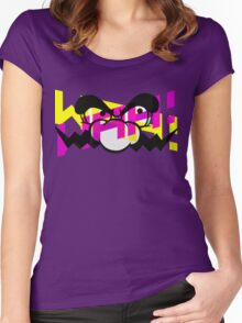 WAH Wario Women's Fitted Scoop T-Shirt