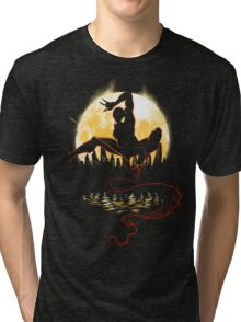 Venomous Night Tri-blend T-Shirt