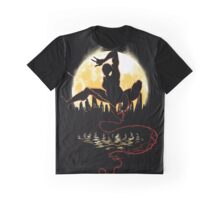 Venomous Night Graphic T-Shirt