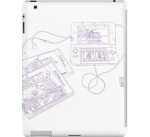 Legend of Zelda DS iPad Case/Skin