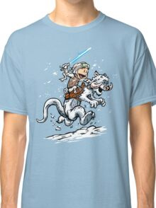 Calvin and Hoth Classic T-Shirt