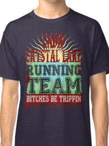 Camp Crystal Lake Running Team Classic T-Shirt