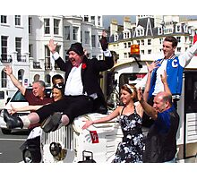 Jimmy Cricket & Crew Are In Town Photographic Print