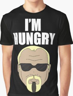 Steinerism #185- I'm Hungry Graphic T-Shirt