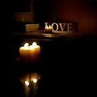 Love by Candlelight by Trudi Skinn