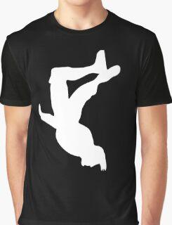 Shooting Star Press-White Graphic T-Shirt