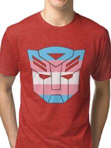 Autobot Pride [Transgender] Tri-blend T-Shirt