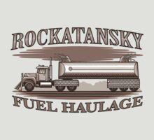 Rockatansky Fuel Haulage by DoodleDojo