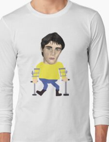 Wow, What a Great Breakfast Long Sleeve T-Shirt