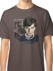 Norman Bates-Bates Motel Classic T-Shirt