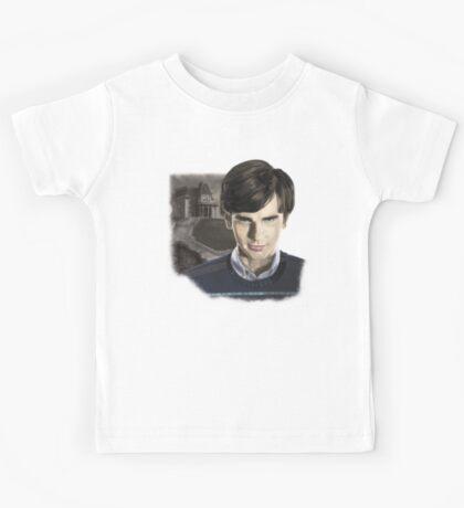 Norman Bates-Bates Motel Kids Tee