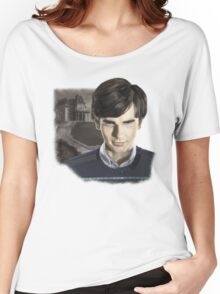 Norman Bates-Bates Motel Women's Relaxed Fit T-Shirt