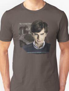 Norman Bates-Bates Motel Unisex T-Shirt