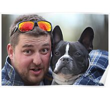 Kuba and Shrek . Cutie feelings . Views: 114 .Thank you friends! Featured in PhotoDOGraphy. Hold Your Memories. Buy what you like! Poster