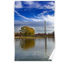 Washington Monument, Washington D.C. Poster