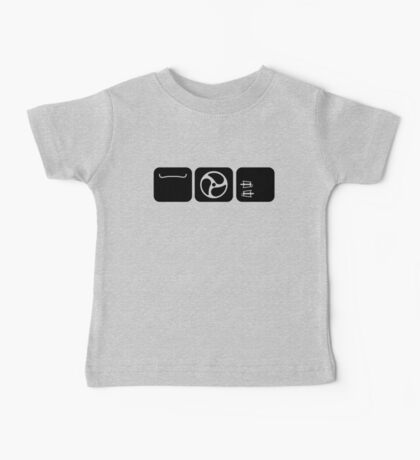Velodrome City Icon Series no.4 Baby Tee