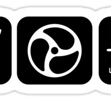 Velodrome City Icon Series no.4 Sticker