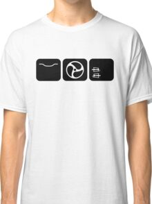 Velodrome City Icon Series no.2 Classic T-Shirt