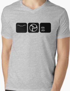 Velodrome City Icon Series no.2 Mens V-Neck T-Shirt