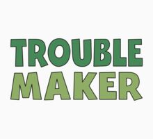 Trouble Maker Baby Tee
