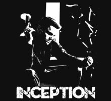 Inception - Cobb, White text by Steelbound