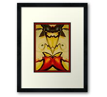 Abstract World © Framed Print