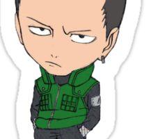 "Shikamaru ""What a drag"" Sticker"