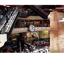 Melbourne Central Fob Watch Photographic Print