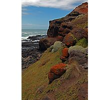 Black Rock Beach Photographic Print