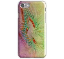 Two Tone Frac Abstract case iPhone Case/Skin