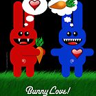 BUNNY LOVE! by peter chebatte