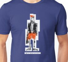 Mr Baxter succumbs to Scribbler Unisex T-Shirt