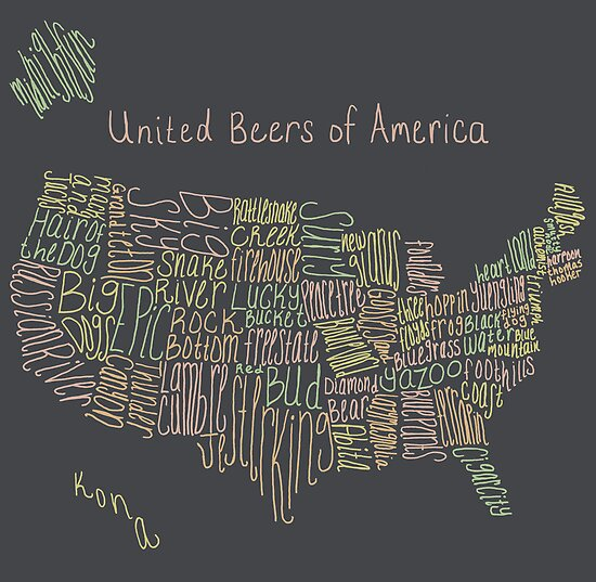 United Beers of America by fishbiscuit
