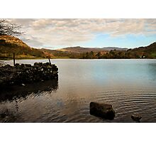 Rydal Water Morning Photographic Print