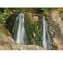 Waterfall near Mt Buller Photographic Print