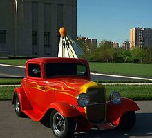 """1932 Ford """"Lil Deuce Coupe"""" at the Museum by TeeMack"""