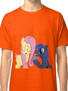 Fluttershy And Luna Classic T-Shirt