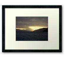 Loch Ness, Scotland Framed Print