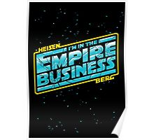 The Empire Business Poster