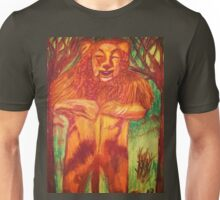 WIZARD OF OZ COWARDLY LION Unisex T-Shirt