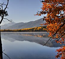 Jasper National Park in Autumn, Canada by avresa