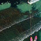 Kite Surfing in Western Australia #2 by Al Edgar