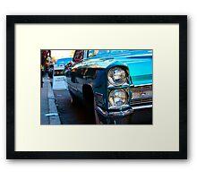 cadillac. Framed Print