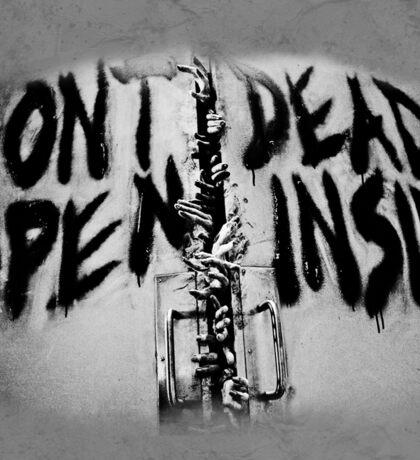 Don't Dead Open Inside? Sticker