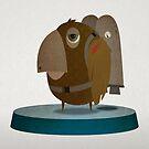 Fat Hawk by David Wildish